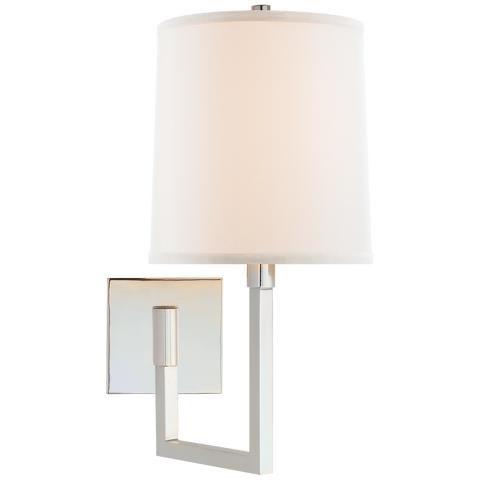 Aspect Small Articulating Sconce by Barbara Barry