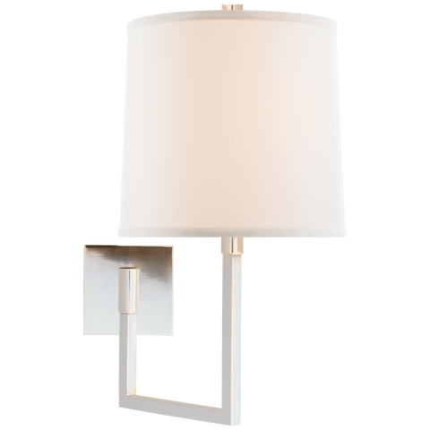 Aspect Large Articulating Sconce by Barbara Barry