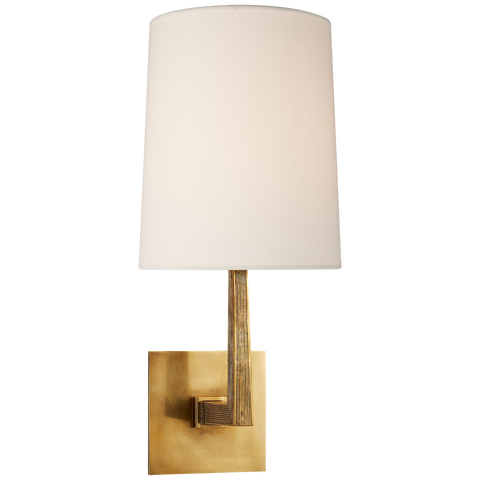 Ojai Medium Single Sconce by Barbara Barry