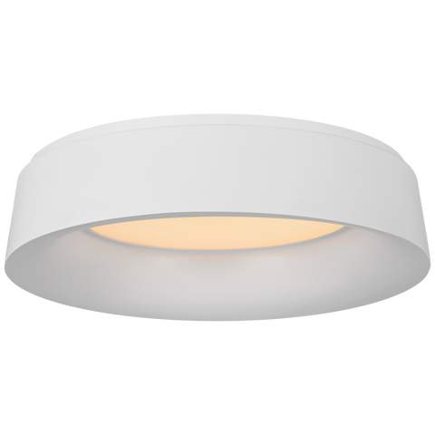 Halo Large Flush Mount by Barbara Barry