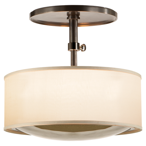 Reflection Semi-Flush Hanging Shade by Barbara Barry