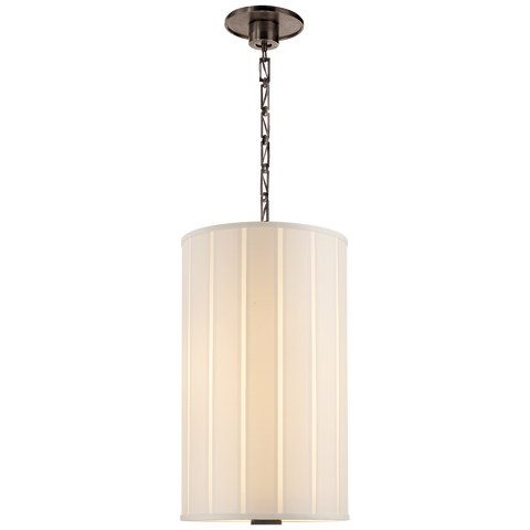 Perfect Pleat Tall Hanging Shade by Barbara Barry