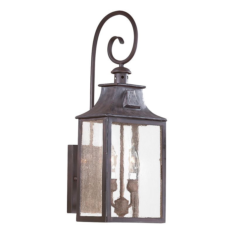 Newton Wall Lantern Medium by Troy Lighting