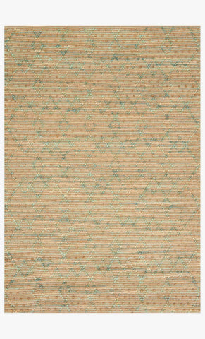 Beacon Rug in Sea design by Loloi