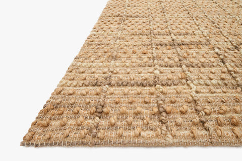 Beacon Rug in Natural design by Loloi
