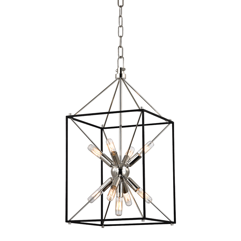 Glendale 9 Light Pendant by Hudson Valley Lighting