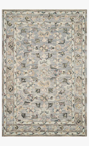 Beatty Rug in Light Blue by Loloi II