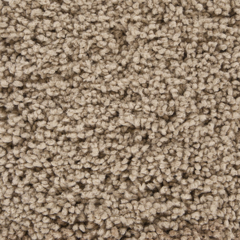 Bella Collection Hand-Woven Area Rug in Tan