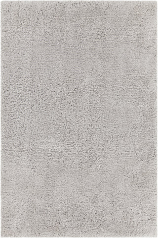 Bella Collection Hand-Woven Area Rug in Grey design by Chandra rugs