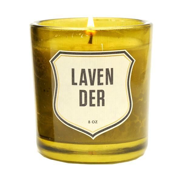 Lavender Candle by Izola