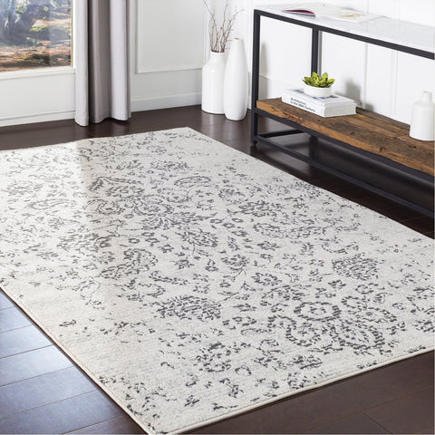 Bahar BHR-2306 Rug in Taupe & Beige by Surya