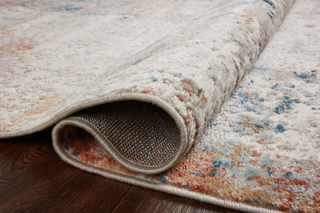 Bianca Rug in Ivory / Multi by Loloi II