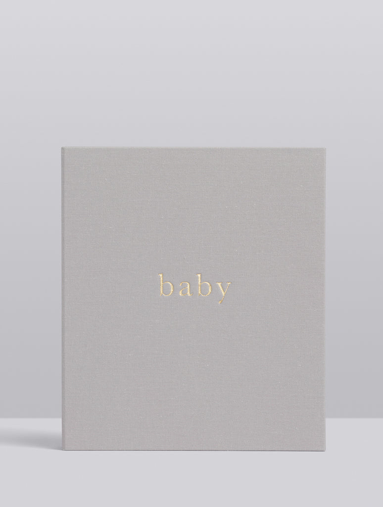 Baby- Your First Five Years - Grey