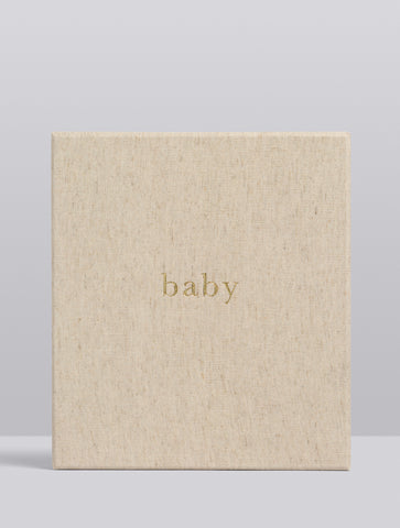 Baby - Your First Five Years - Oatmeal