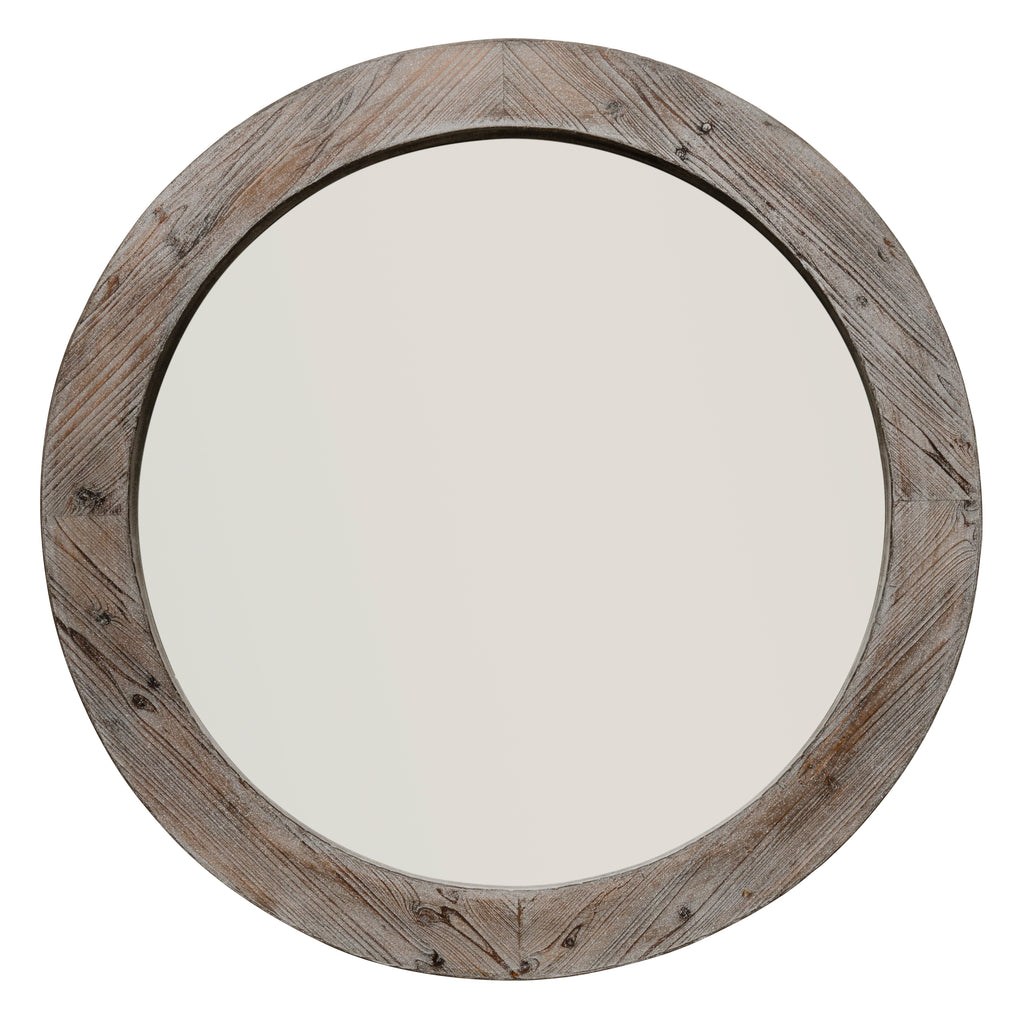 Reclaimed Mirror design by Jamie Young
