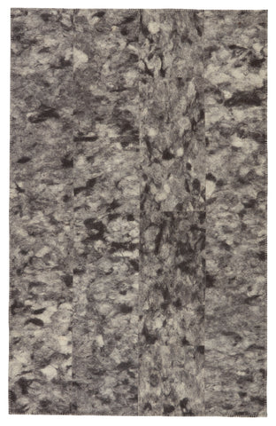 Catarina Handmade Animal Grey & Black Rug by Jaipur Living