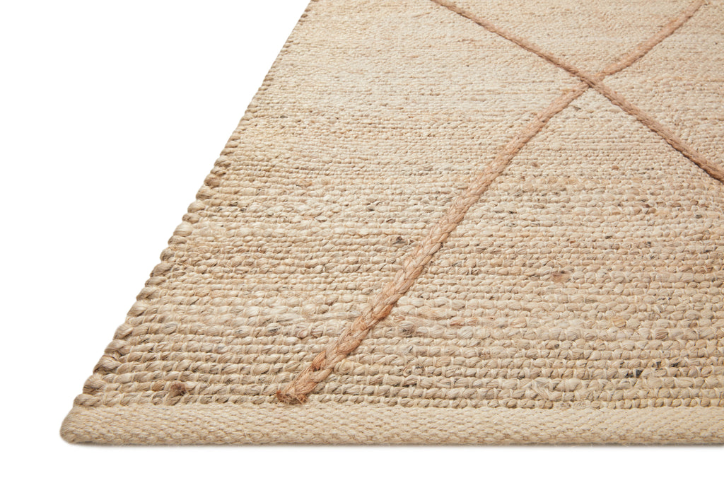 Bodhi Rug in Ivory / Natural by Loloi II