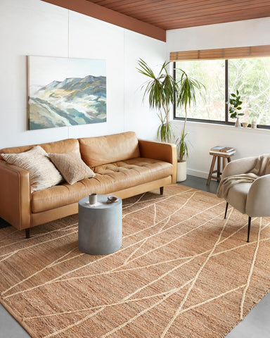 Bodhi Rug in Natural / Ivory by Loloi II
