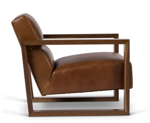 Bond Leather Chair