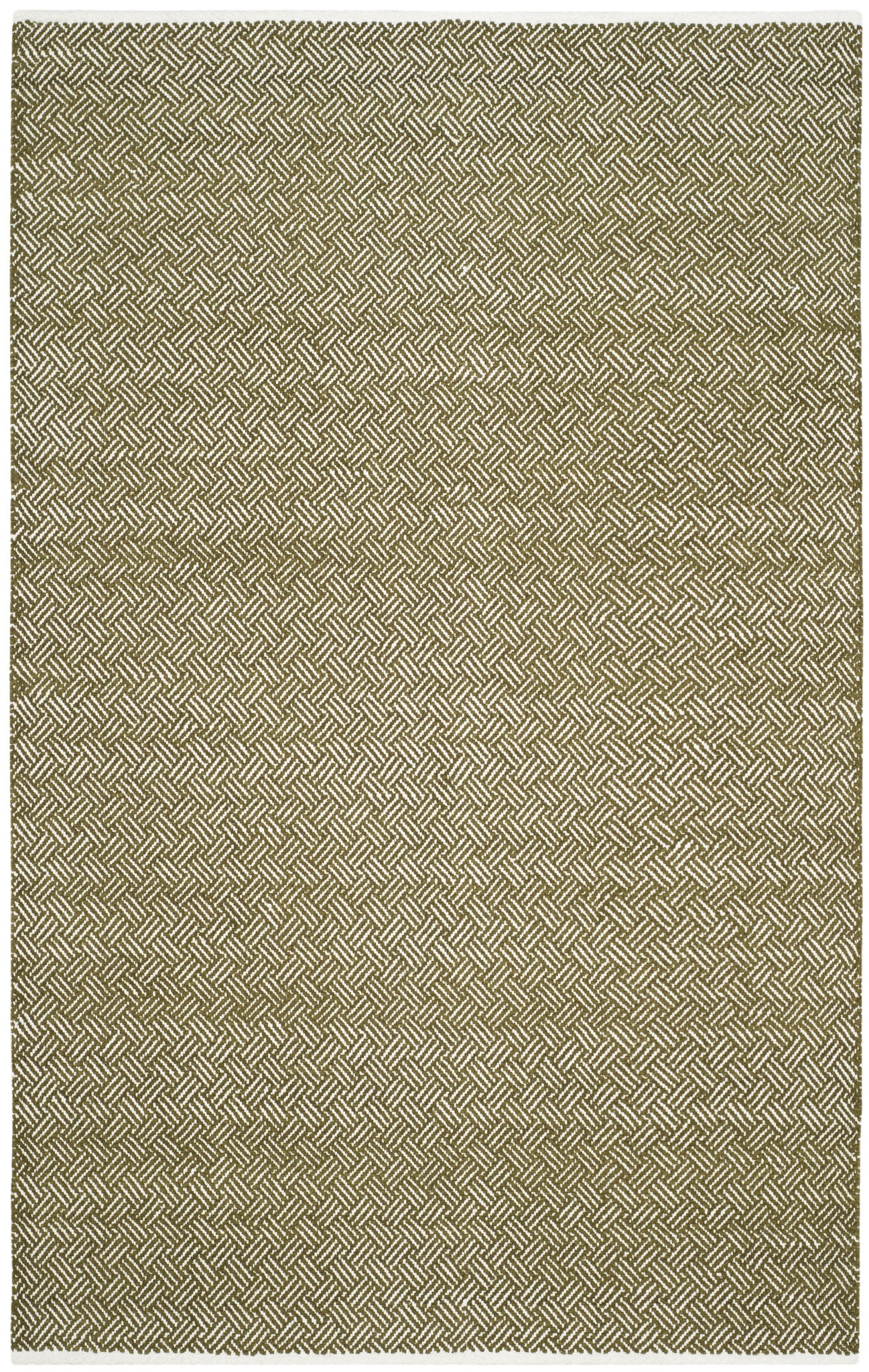 Boston Rug in Olive design by Safavieh