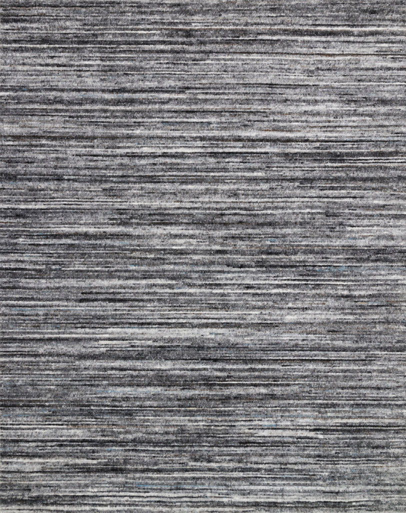 Brandt Rug in Grey / Slate by Loloi