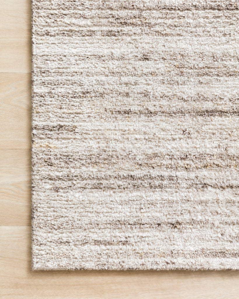 Brandt Rug in Ivory / Oatmeal by Loloi
