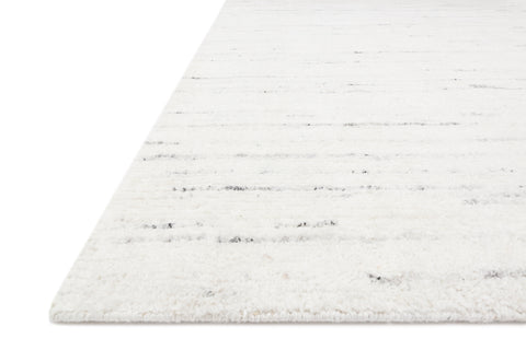 Brandt Rug in Ivory / Stone by Loloi