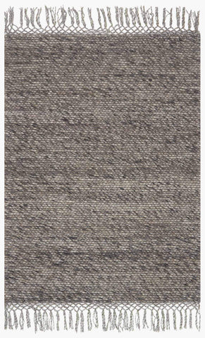 Brea Rug in Grey design by Ellen DeGeneres for Loloi