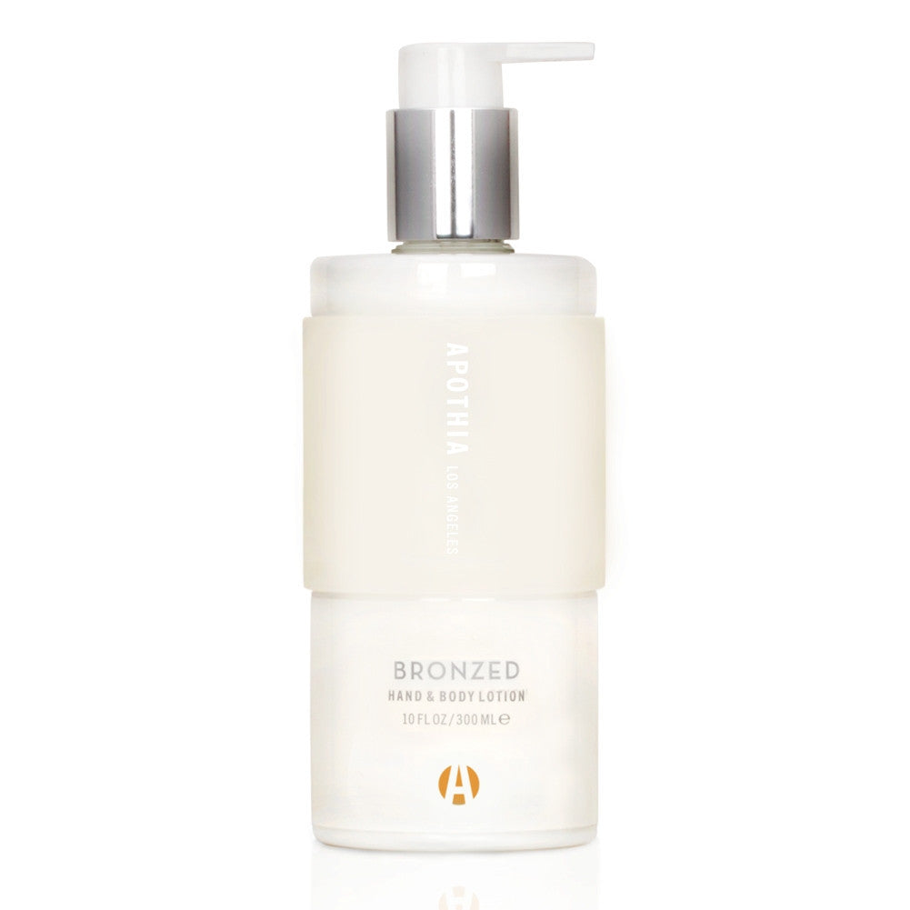 Bronzed Hand & Body Lotion by Apothia