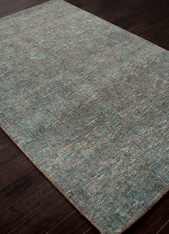 Britta Plus Rug in Coriander & Lake Blue design by Jaipur Living