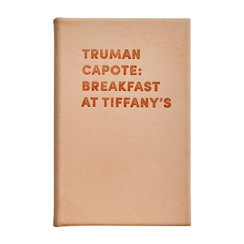 Breakfast at Tiffany's Vachetta Leather
