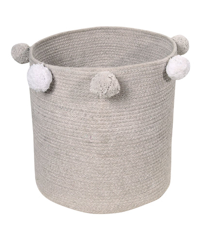 Baby Bubbly Basket in Grey design by Lorena Canals