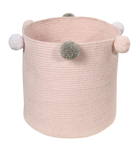 Baby Bubbly Basket in Pink design by Lorena Canals
