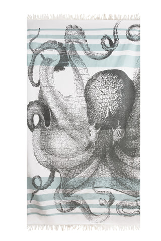 Pulpo Banya Towel design by Thomas Paul