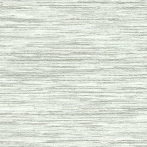 Sample Bahiagrass Wallpaper in Fog from the Water's Edge Collection by York Wallcoverings