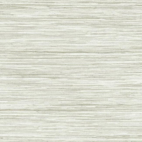 Sample Bahiagrass Wallpaper in Sand from the Water's Edge Collection by York Wallcoverings
