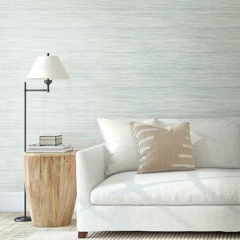 Bahiagrass Wallpaper in Sky from the Water's Edge Collection by York Wallcoverings