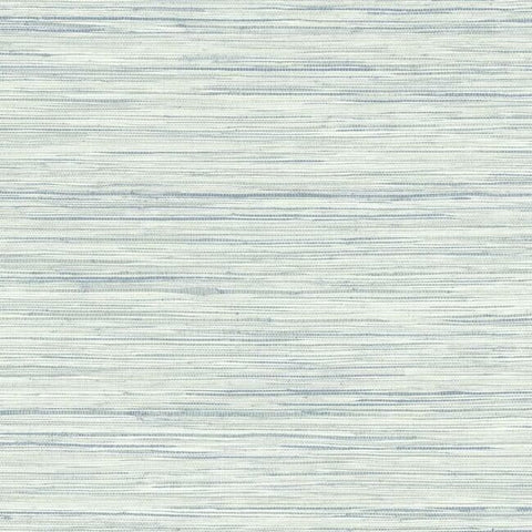 Sample Bahiagrass Wallpaper in Sky from the Water's Edge Collection by York Wallcoverings