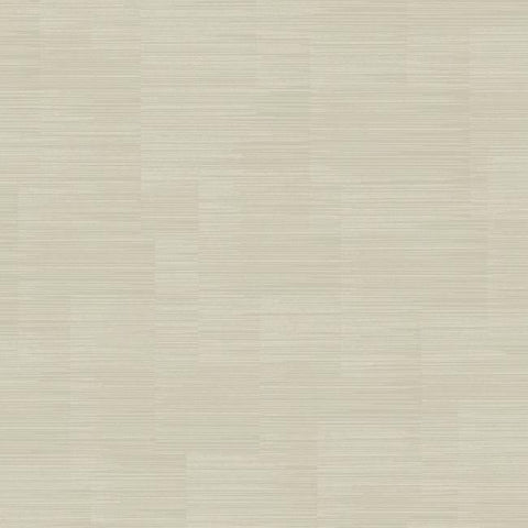 Sample Balanced Wallpaper in Brown and Beige from the Norlander Collection by York Wallcoverings