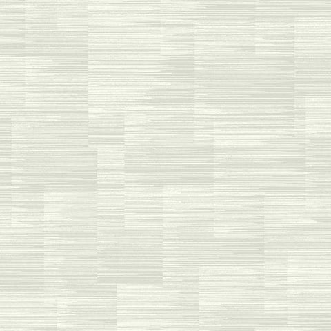 Sample Balanced Wallpaper in Ivory and Grey from the Norlander Collection by York Wallcoverings