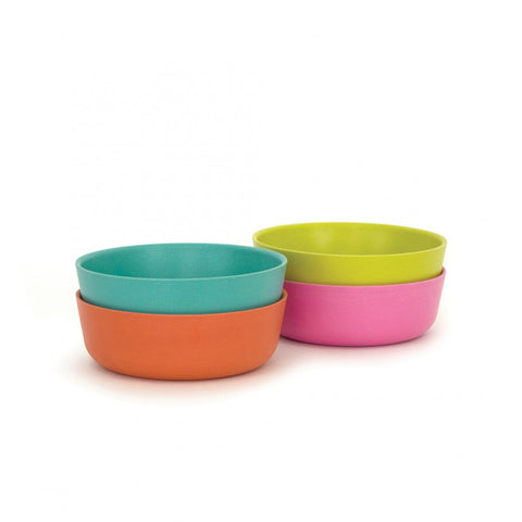 Bambino Kids Bamboo Bowl Set design by EKOBO