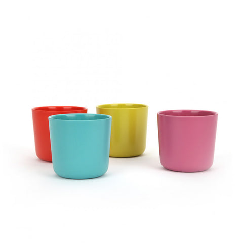 Bambino Kids Bamboo Cup Set design by EKOBO