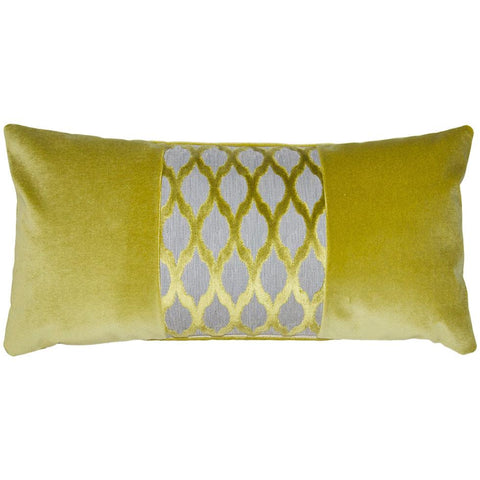 Bamboo Lattice Band Pillow in Various Sizes