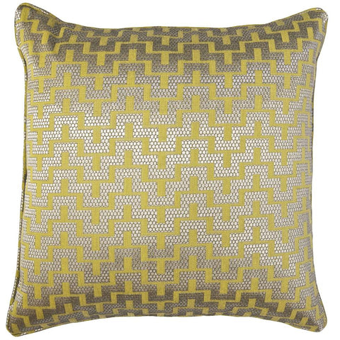 Bamboo Maze Pillow in Various Sizes