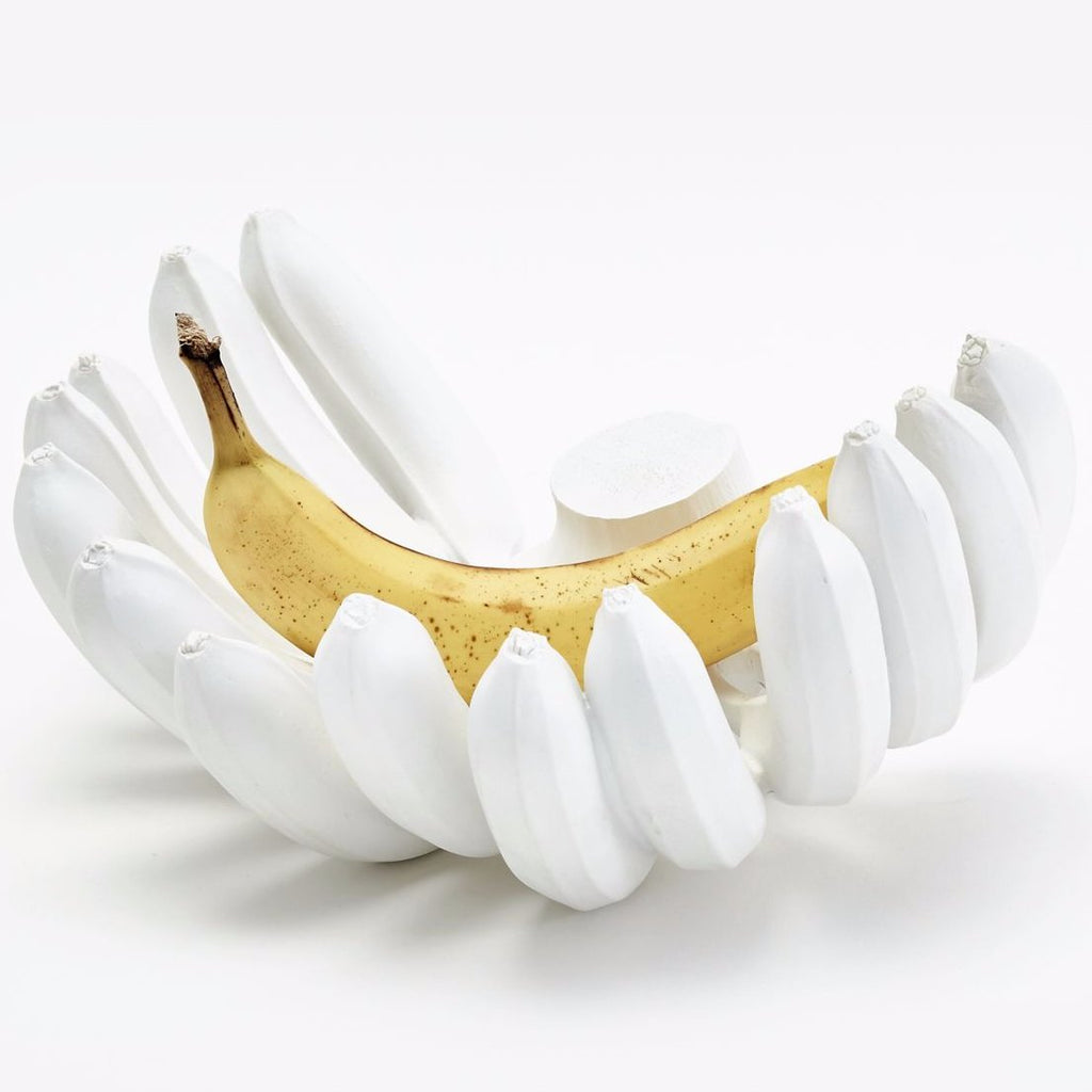 Reality Banana Bowl in White design by Areaware