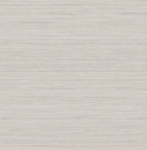 Barnaby Faux Grasscloth Wallpaper in Light Grey from the Scott Living Collection by Brewster Home Fashions