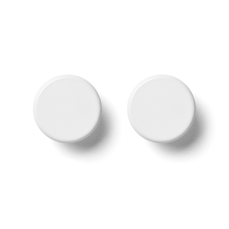Bath Knobs 2-pack design by Norm Architects for Menu