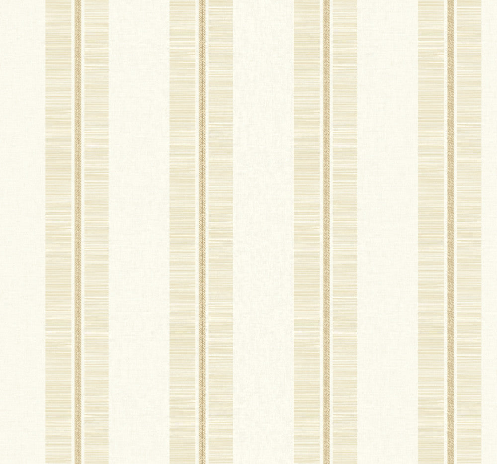 Beach Towel Wallpaper in Natural Jute from the Beach House Collection by Seabrook Wallcoverings