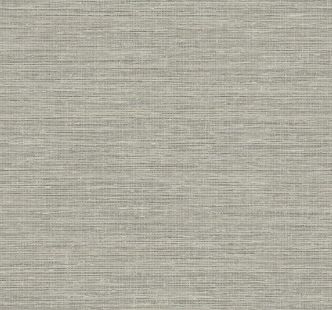 Beachgrass Wallpaper in Black Sands from the Beach House Collection by Seabrook Wallcoverings