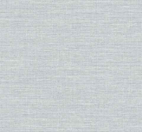 Beachgrass Wallpaper in Daydream Grey from the Beach House Collection by Seabrook Wallcoverings